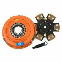 Centerforce DFX, Clutch Pressure Plate and Disc Set (1979-2001 Mustang 5.0L) - 315920830