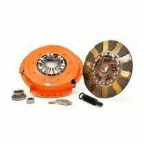 """Centerforce Dual Friction Clutch Kit for 1 1/8"""" 26 Spline Transmission (1999-2004 Cobra & GT 4.6L) - KDF487514"""