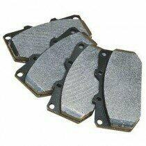 Stillen Metal Matrix Brake Pads (Rear)