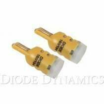 Diode Dynamics - DD0332P - 194 HP5 LED Amber Short (pair) (2015-2019 Challenger) - DD0332P