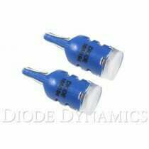 Diode Dynamics - DD0333P - 194 HP5 LED Blue Short (pair) (2015-2019 Challenger) - DD0333P