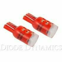 Diode Dynamics - DD0337P - 194 HP5 LED Red Short (pair) (2015-2019 Challenger) - DD0337P