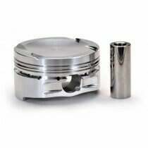 Diamond 5.0L Mustang 1.7cc Piston Set (.010 Over)