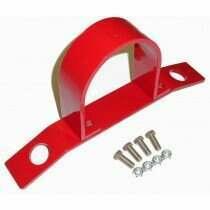 BMR 04-06 GTO Driveshaft Loop (Red)
