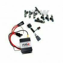 2011-2020 Mustang GT 40amp Plug and Play Fuel+ Pump Voltage Booster and DW95lb Injector Combo
