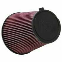 K&N Shelby GT500 / GT350 SynthaMax Replacement Air Filter
