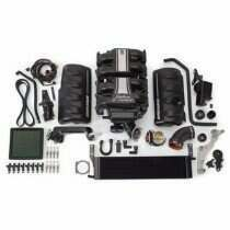 Edelbrock 2010 Mustang GT E-Force Street Legal Supercharger Kit (Without Tuner)