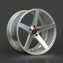 Lenso 05-2014 Mustang 19x8.5 Axe EX18 Wheel (Silver)