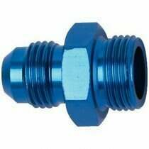 Fragola -6an x 7/8-14 (10an) O-Ring Radius Fitting