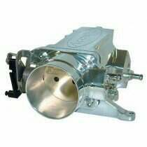 Accufab 75mm Polished Throttle Body & Plenum 96-04 GT