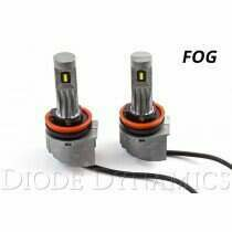 Diode Dynamics 05-2012 Mustang GT Fog Light LED's (Pair)
