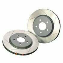 Stillen 4000 Series Sport Rotors-Slotted (Rear Pr)