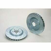 Stillen 4000 Series Sport Rotors-Drilled/Slotted (F)