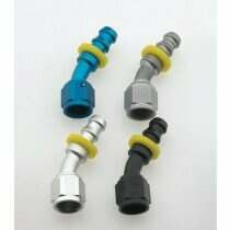 Fragola -8an 30 Degree Push-Lite Race Hose End