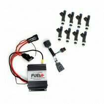 2011-2020 Mustang GT 40amp Plug and Play Fuel+ Pump Voltage Booster and Lethal Performance LP52 52lb Injector Combo
