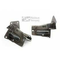 Maximum Motorsports MM Roll Bar Support Brackets (2005-2014 Mustang Hardtop) - Mm5RBO-4