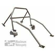 Maximum Motorsports Street Strip 6-point Mustang Roll Bar, Standard Door Bars, Removable Harness Mount (2005-2014 Mustang Hardtop) - Mm5RB-20.5