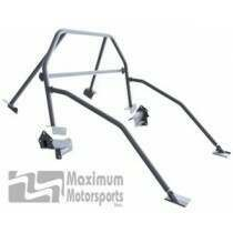 Maximum Motorsports Mm5RB-24.5 Street Strip 6-point Mustang Roll Bar, E-Z-Remove Door Bars, Removable Harness Mount (2005-2014 Mustang Hardtop)