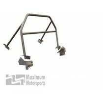 Maximum Motorsports Mm5RB-20.2 Sport 4-point Mustang Roll Bar, No Door Bars, Fixed Harness Mount (2005-2014 Mustang Hardtop) - MM5RB-20.2