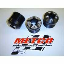 "Metco Motorsports Shelby GT500 Supercharger 2.60"" Pulley Ring"