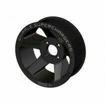 Whipple 05-06 GT Supercar Supercharger Pulley