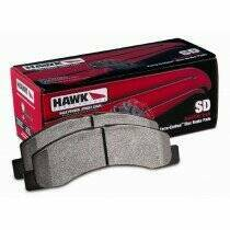 Hawk 99-04 Lightning HP Superduty Pads (Front)