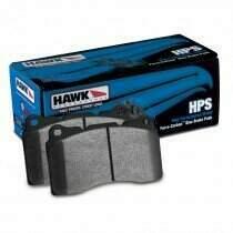 Hawk 05-06 C6 High Performance Street (HPS) Brake Pads (Front)