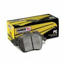 Hawk 99-04 Lightning / Harley Davidson Ceramic Pads (Rear)