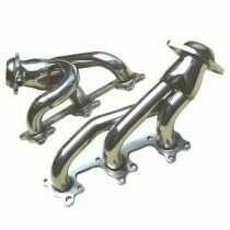 """Pypes 05-09 Mustang V6 1 5/8"""" T304 Short Tube Headers"""