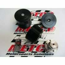 Metco Motorsports 2015+ Hellcat Supercharger Pulley Kit