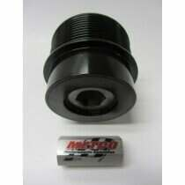 Metco Motorsports HPT1000 Supercharger Pulley Hex Insert (2015+ Hellcat)