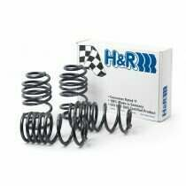 H&R 99-04 Cobra Convertible Sport Spring Set - 51659-2