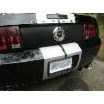 Anchor Room 05-09 Mustang Vinyl Trunk Black Out Panel
