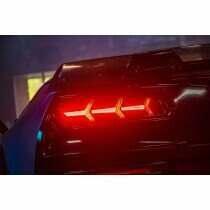 Morimoto XB LED Tails: Chevrolet Corvette (14-18) (Set / Red) (GM Corvette (C7)) - LF465