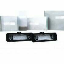 Morimoto XB License Plate Lights: Ford Mustang (10-14 / Pair) - LF7911