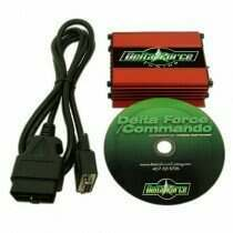 Delta Force Interface Programmer