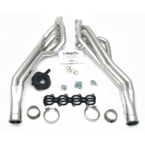 "JBA 07-2014 Shelby GT500 1-3/4"" Silver Ceramic Longtube Headers"