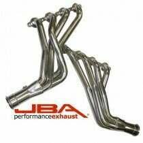 "JBA Camaro 1-3/4"", 3"" Collector Stainless Longtube Headers"