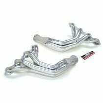 """JBA 6819SJS 2005-2013 Corvette C6 1 3/4"""" Longtube Headers (Silver Ceramic)"""