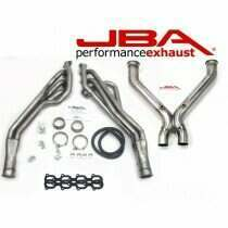 JBA Shelby GT500 Longtube Header Package
