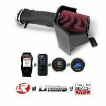 Lethal Performance 2007-2009 Shelby GT500 Custom Tuned Power Pack with JLT 123mm Cold Air Intake