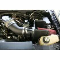 JLT BAI2-FL-9904 1999-2004 Lightning / Harley Davidson F150 BIG Air Intake Kit (Black textured Plastic)