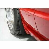 JLT JLTSGFR-M0509 Splash Guards (2005-2009 Mustang GT, GT500, Roush & CS)