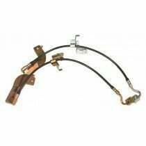 J&M 99-04 Cobra IRS OEM Fit Brake Hose Kit (Front)