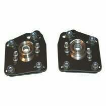 J&M 94-04 Mustang 4 Bolt Adjustable Caster Camber Plates