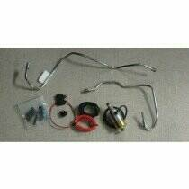 JPC 2010+ Mustang Line Lock Kit