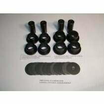 Full Tilt Boogie Racing Delrin Lower Control Arm Bushing Kit ( 99-04 Mustang Cobra)