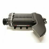 """Whipple 07-2014 Shelby GT500 Crusher W275AX (4.5L) SC """"Upgrade"""" Kit / 18-19psi / Black **Includes MONO Blade TB, Fuel Pump Booster, 123mm CAI, & Calibration**"""