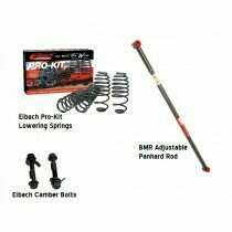 Lethal Performance 07-2014 Shelby GT500 Pro Pack Lowering Kit
