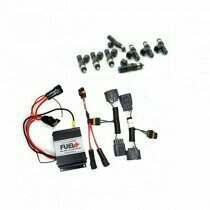 2011-2012 Shelby GT500 40amp Plug and Play Fuel+ Pump Voltage Booster and DW 95 lb Fuel Injectors